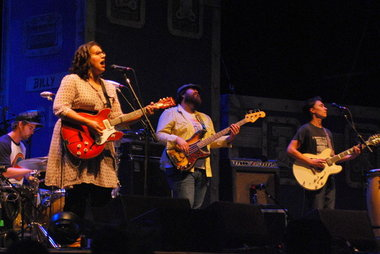 Alabama Shakes of Athens nominated for Grammy Awards for Best New Artist, Best Rock Performance
