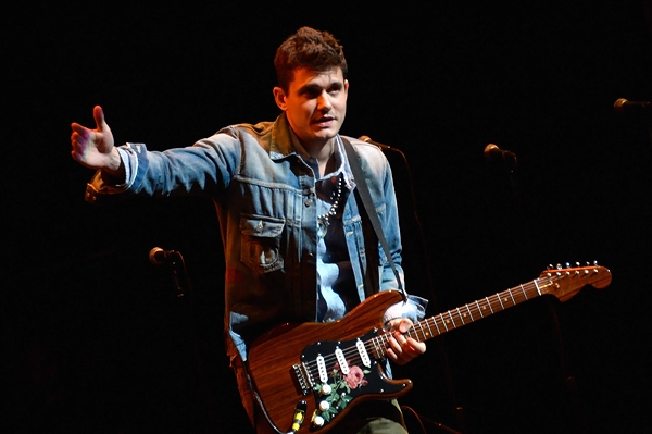 John Mayer Will Play at Tuscaloosa Amphitheater on April 25th