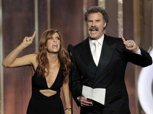 Kristen Wiig Stays Classy, Signs Onto 'Anchorman 2'