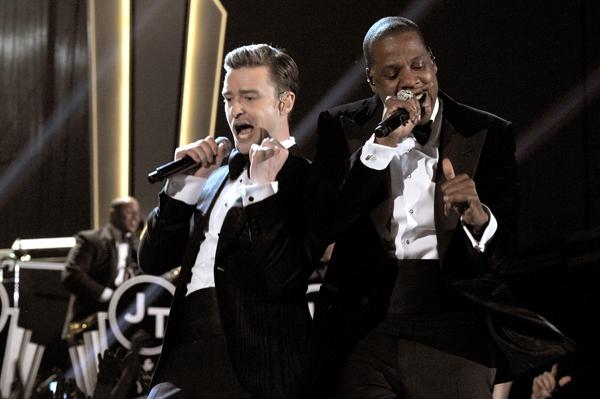 Jay-Z, Justin Timberlake Planning Stadium Tour
