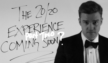 Questlove: Justin Timberlake '20/20 Experience' Volume Two Due This Year