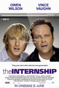 The Internship Intl Poster