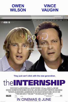 The Internship: Based on the Commercials By Google