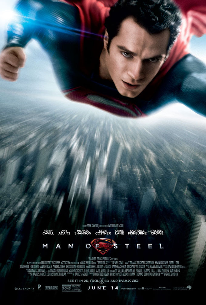 Man of Steel: A Symbol of Hope?