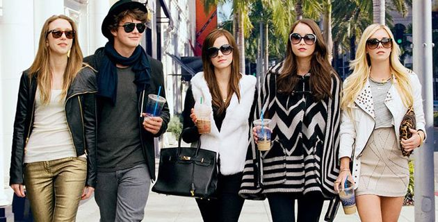 """""""The Bling Ring"""": Super Rich Kids with Fake Friends and Stolen Gucci"""