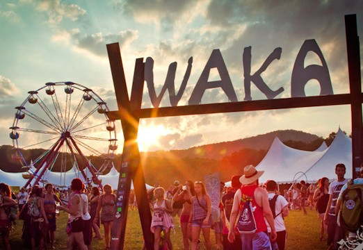 Wakarusa 2013: The Good, The Bad and The Muddy