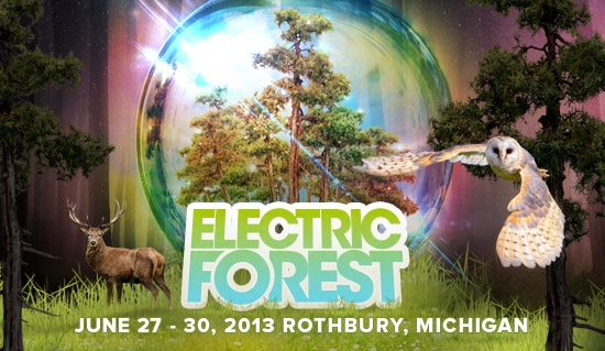 Third Time is a Charm: Electric Forest 2013