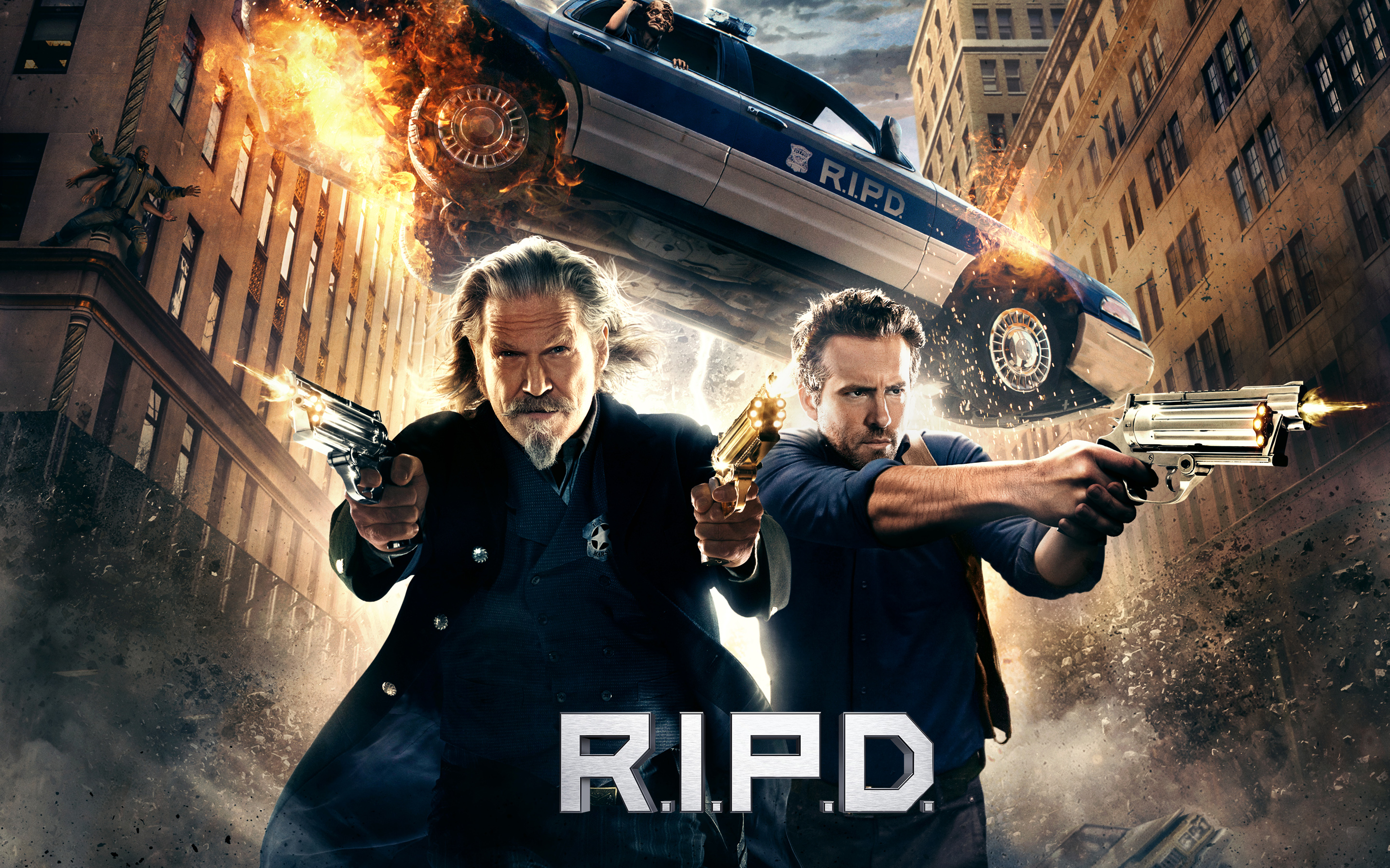 R.I.P.D.: Not the Summer Action You Hoped For