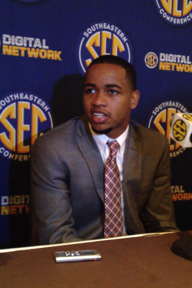 SEC Media Days: Inside Alabama