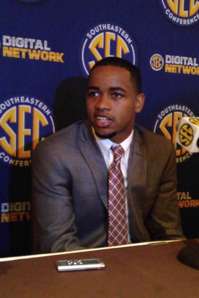 SEC Media Days: Inside Alabama