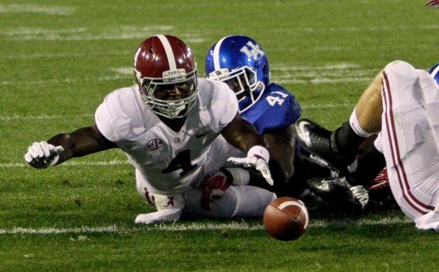 NOTEBOOK: Saban saw no slow start in Kentucky