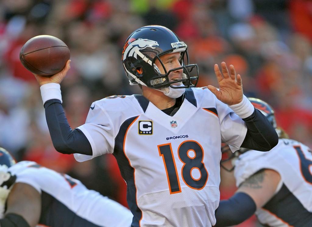 NFL: Award Watch at the Quarter Mark