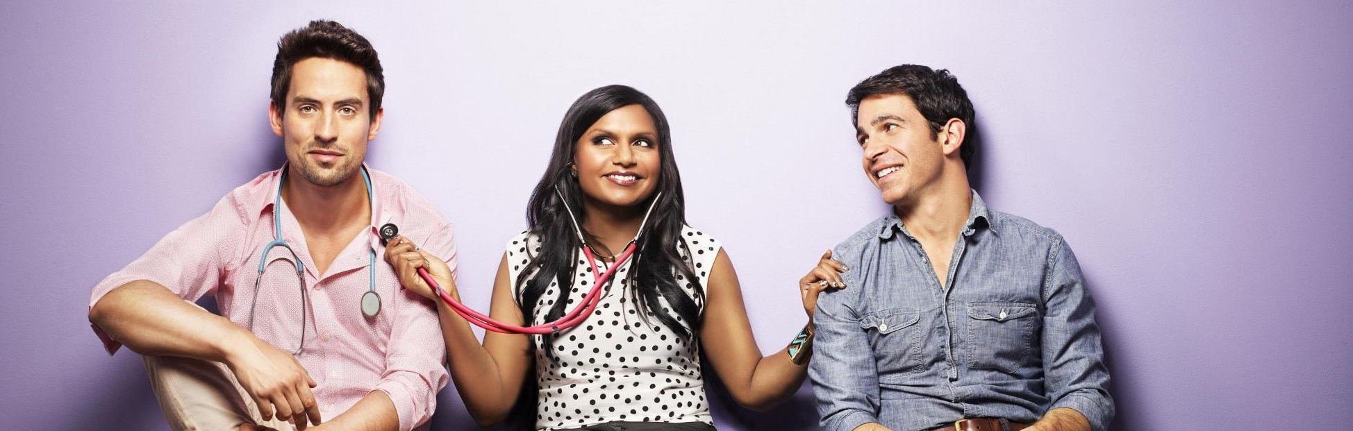 The Mindy Project's winter finale warms the heart