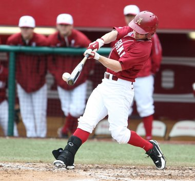 Bama Baseball prepares for weekend series against Stephen F. Austin