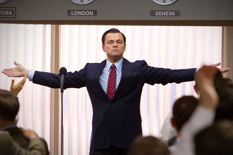 Oscar Predictions: The Wolf of Wall Street