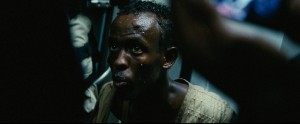 Barkhad Abdi in Captain Phillips (blackfilm.com)