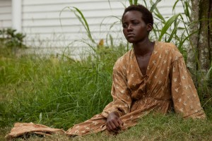 Lupita Nyong'o on set of 12 Years A Slave (theatreofzen.com)