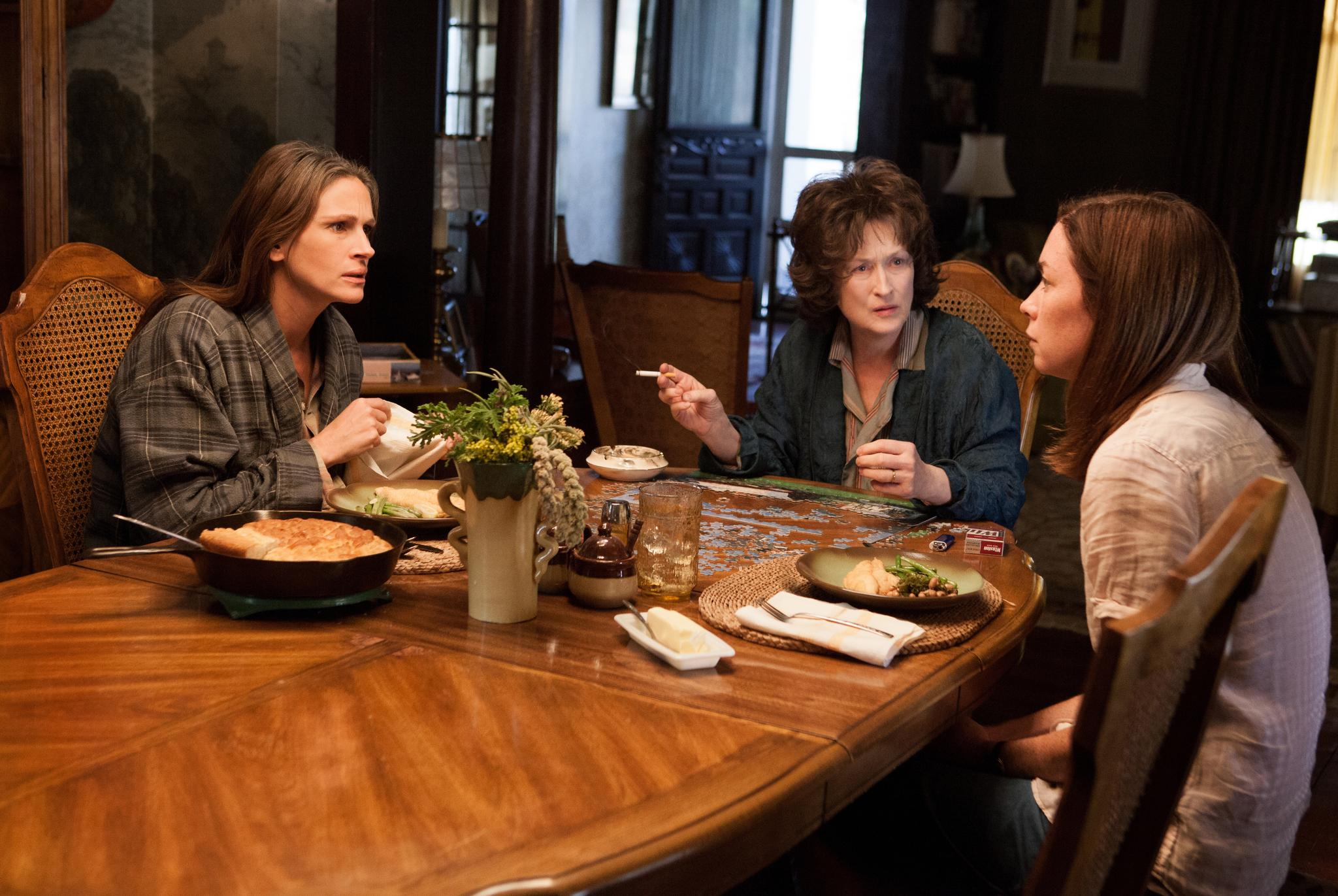 Oscar Predictions: August: Osage County