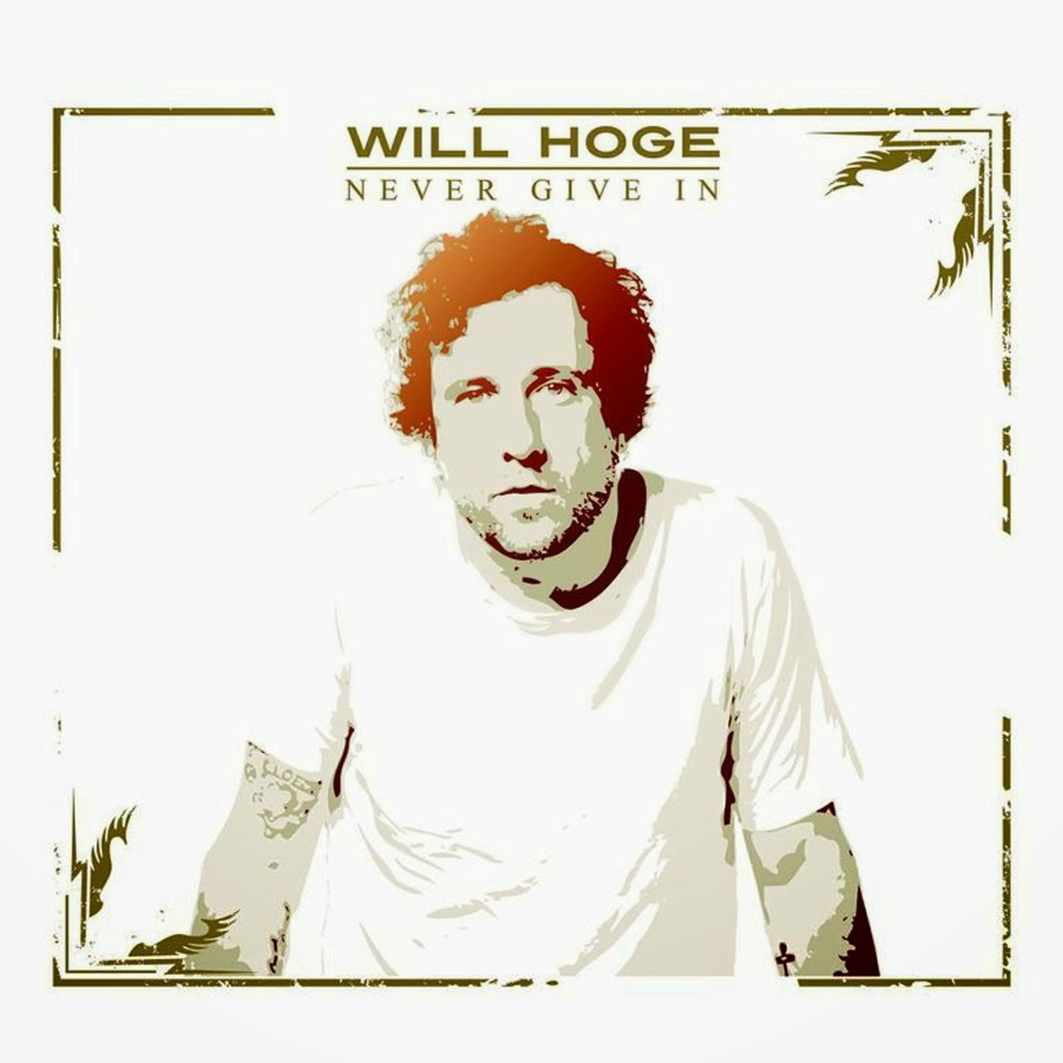 Never Give In by Will Hoge: An Album Review