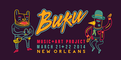 5 Reasons Why Buku Will Make Your Spring Break Legendary