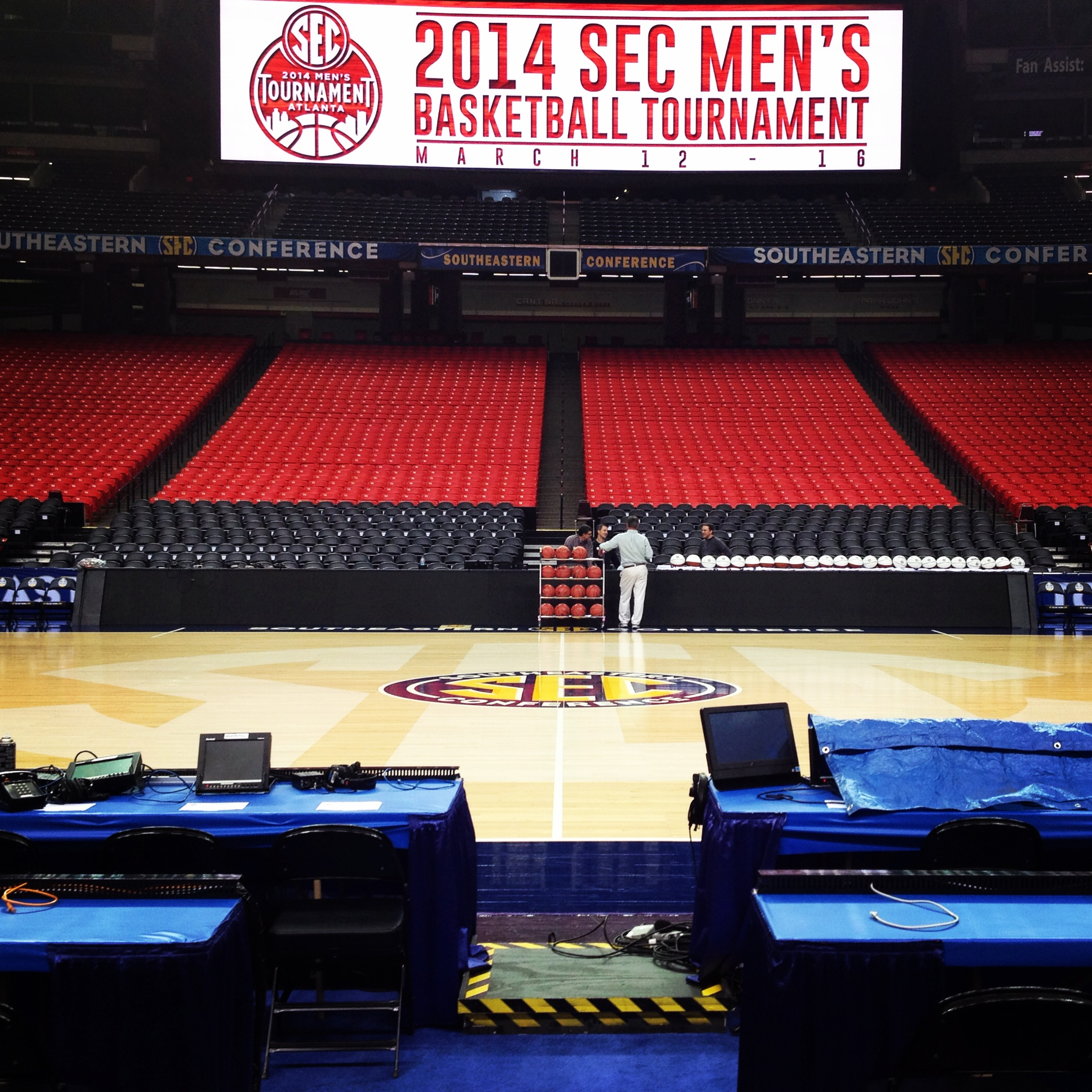 2014 SEC Men's Basketball Tournament