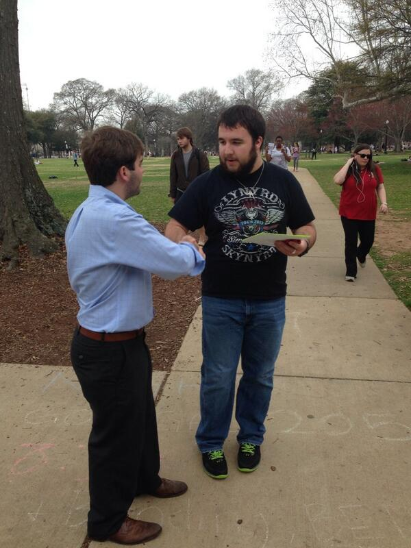Special Report: Recording Leads to Questions of Fraud In SGA Election