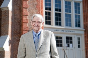 E.O. Wilson On Capstone News Now