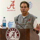 Nick Saban A-Day Press Conference
