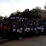 UA Students Rally For Justice In Ferguson
