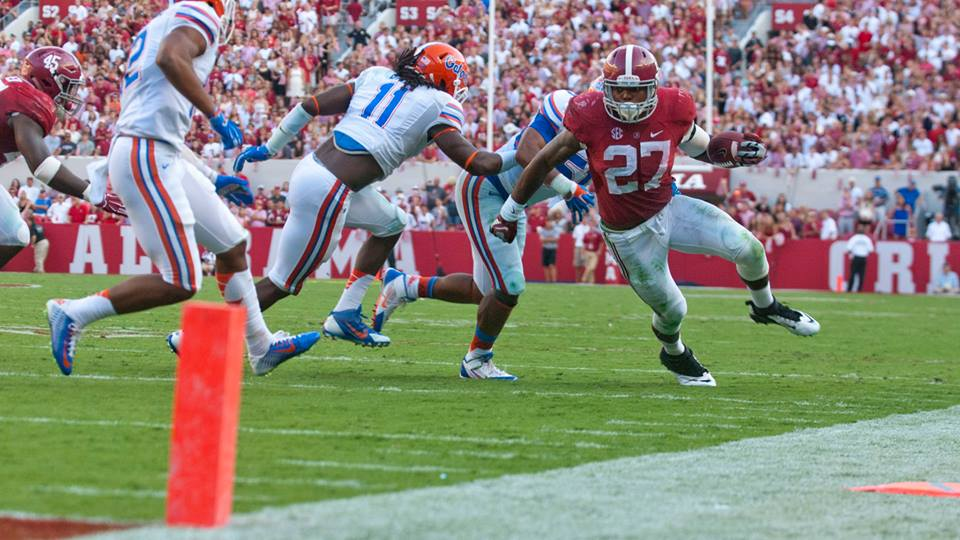 Alabama Recap: Crimson Tide Drown the Gators Late 42-21