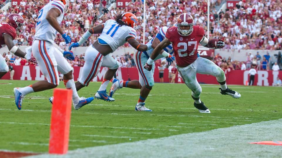Alabama Recap: Crimson Tide Drown the Gators Late 42-21