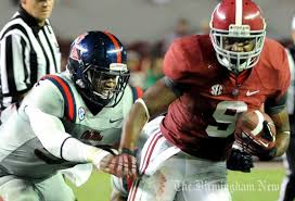 Alabama vs. Ole Miss; Preview