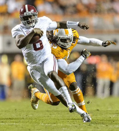 RECAP: Alabama Up and Down in Win Over Tennessee