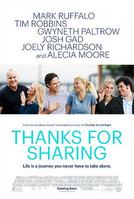 """Thanks For Sharing"" has the gift of the Gad"