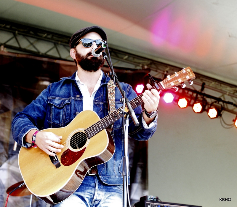 Interview with Drew Holcomb at Voodoo Festival 11/2/14