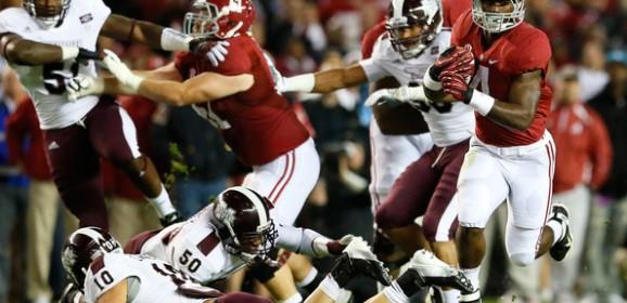 Recap: Alabama Dramatically Drowns the 'Dogs 25-20