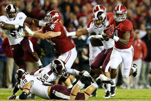 Recap: Alabama Dramatically Drowns the 'Dogs 25-20