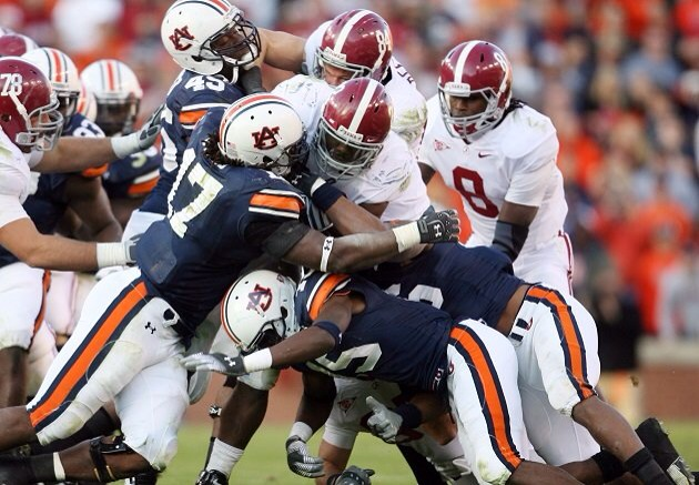 LISTEN: Half Time Coverage: Alabama vs. Auburn