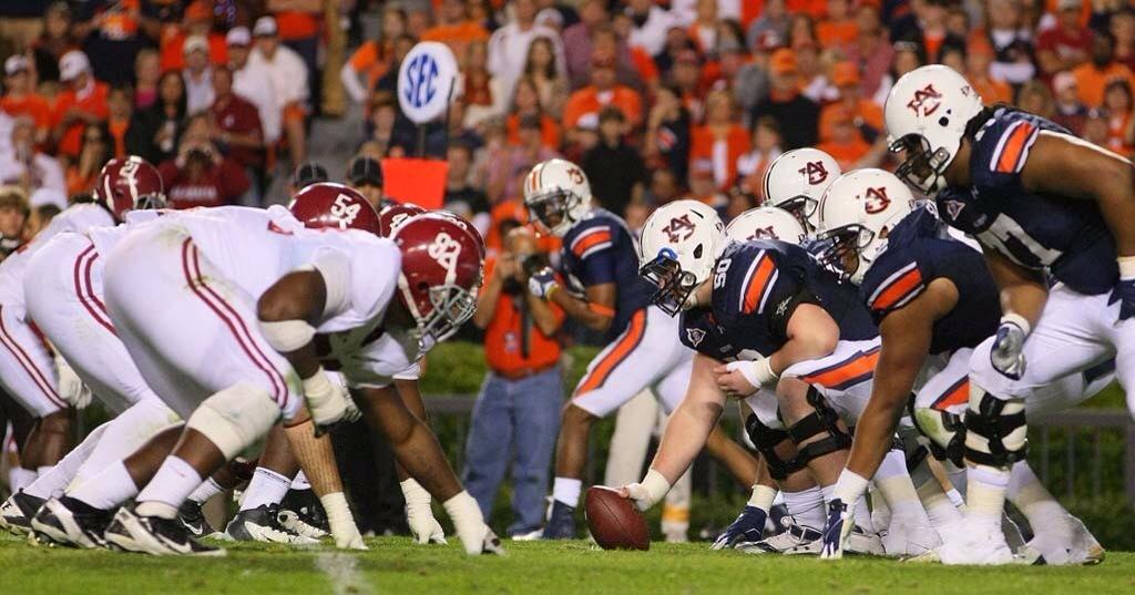 Recap: Alabama wins the Iron Bowl in Comeback Fashion