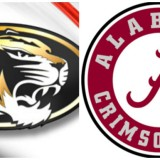 Preview: SEC Championship Alabama vs. Missouri
