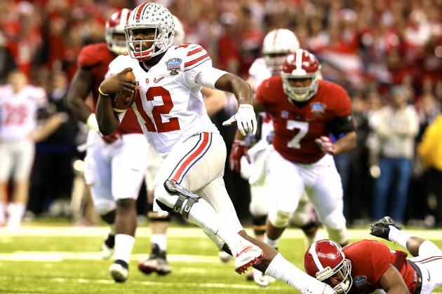 RECAP: Buckeyes Stun Bama in Second Half to Win 42-35