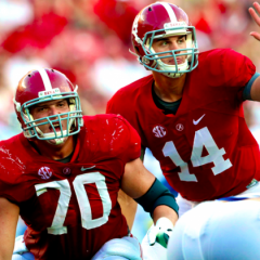 RECAP: Alabama's Offense Suffers Strong in A-Day
