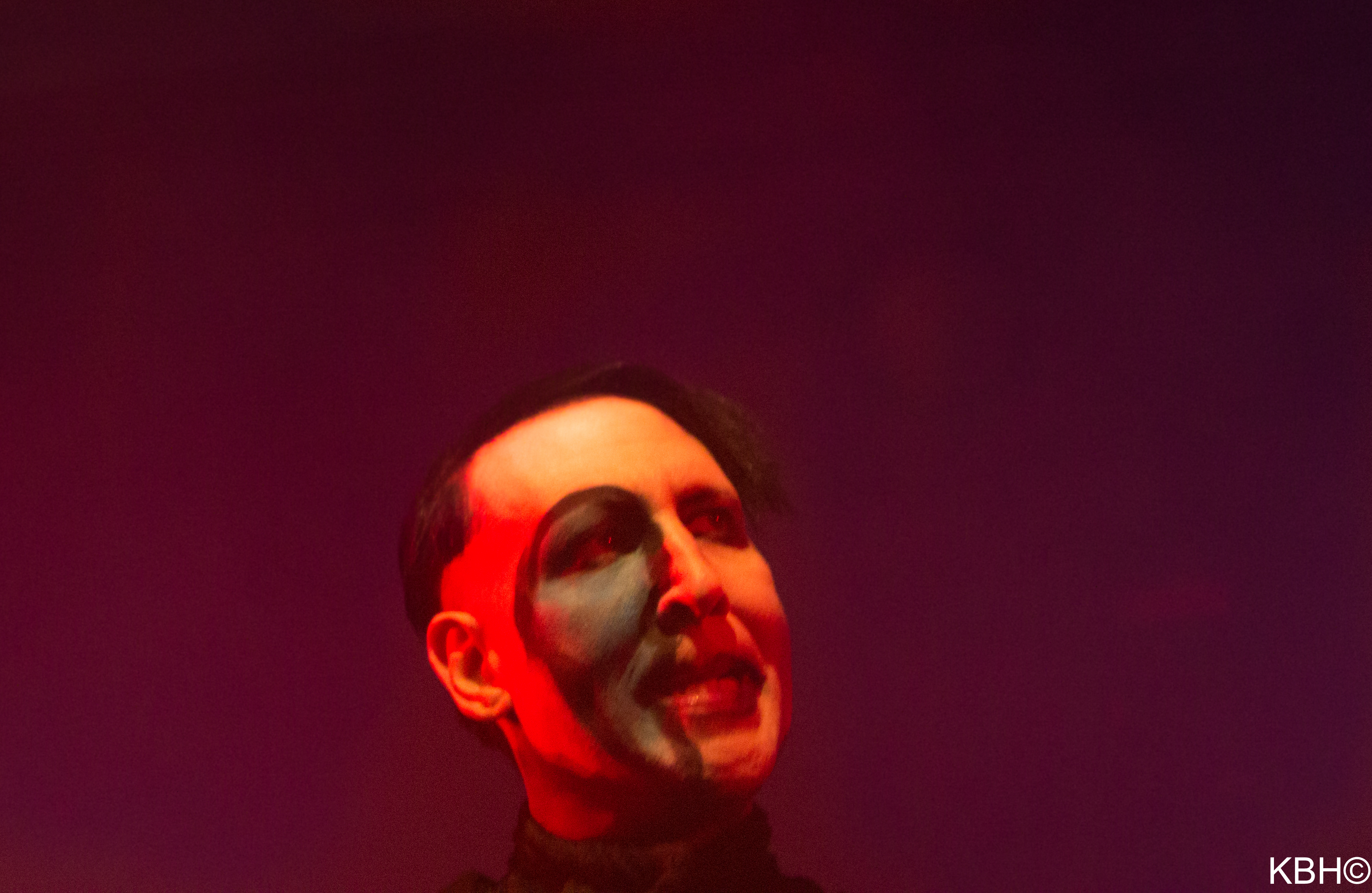 Marilyn Manson Iron City Birmingham, AL 4/26/15