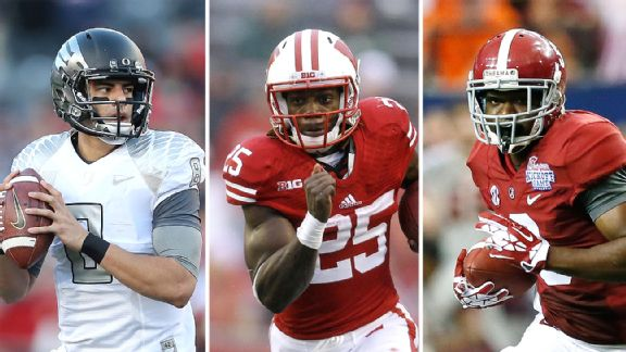 2015 NFL Mock Draft, 1 Week Away