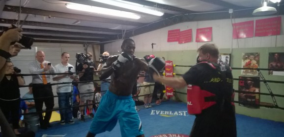 Deontay Wilder vs. Eric Molina Preview