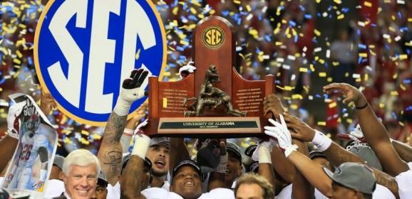 WVUA-FM Sports Staff's Way Too Early SEC Predictions