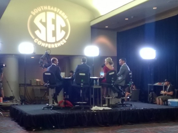 SEC Media Days 2015: Tuesday Recap