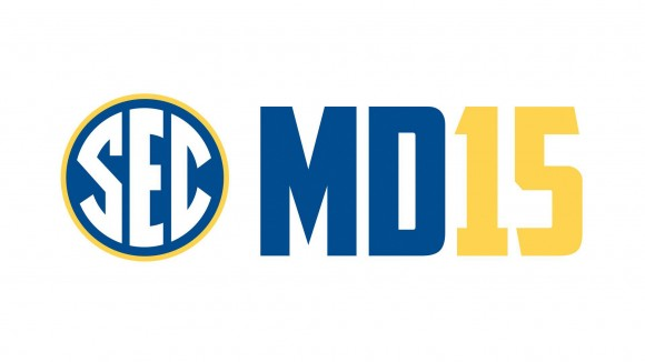 SEC Media Days 2015: Thursday schedule