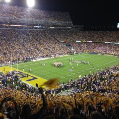 Toughest Places to Play in the SEC