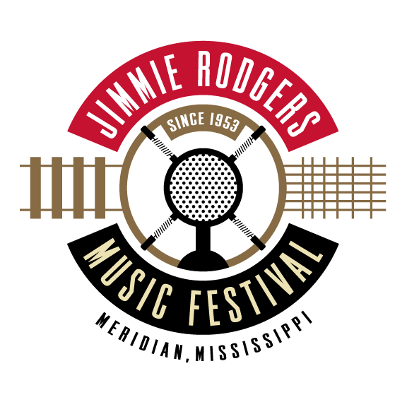 Jimmie Rodgers Music Festival Logo